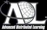 ADL logo. ADL is the steward of xAPI