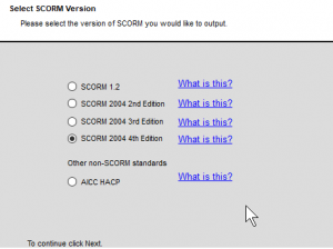 Creating Multi-SCO Courses Using Simple SCORM Packager - JCA