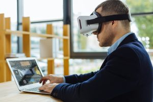 virtual reality is one way of implementing serious learning with engagement