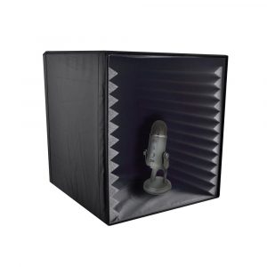 A sound box for audio recording