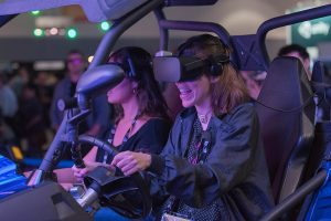 the more immersive a virtual reality environment is the greater potential for overload