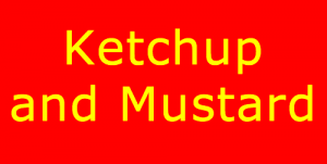 ketchup and mustard colors. The wrong color choices can create an elearning disaster.